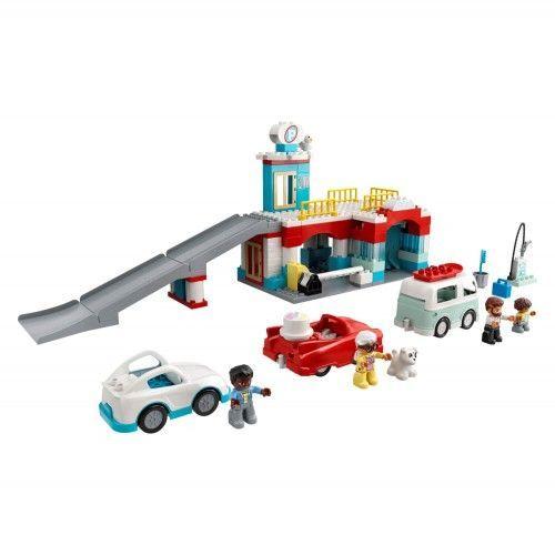 10948 Javna garaža i praonica automobila