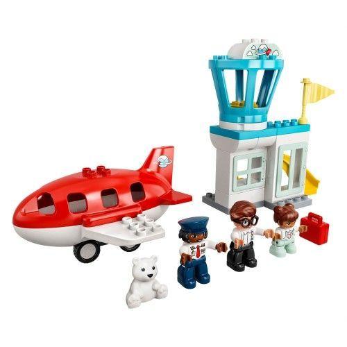 10961 Avion i aerodrom