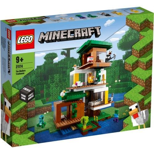 21174 Moderna kućica na drvetu