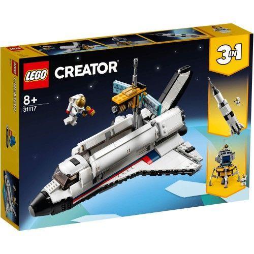 31117 Avantura u svemirskom šatlu