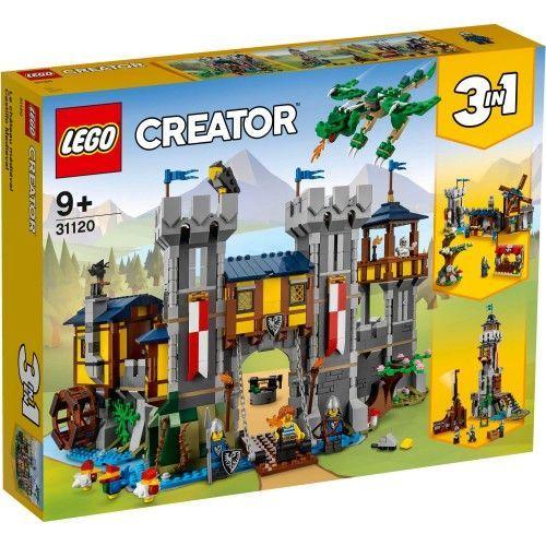 31120 Srednjovjekovni dvorac