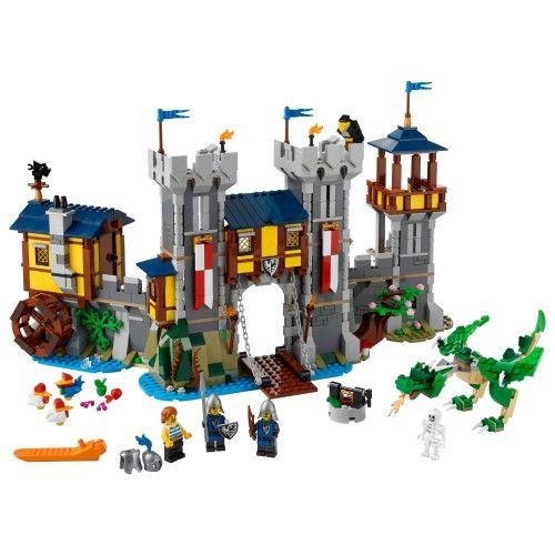 31120 31120 Srednjovjekovni dvorac