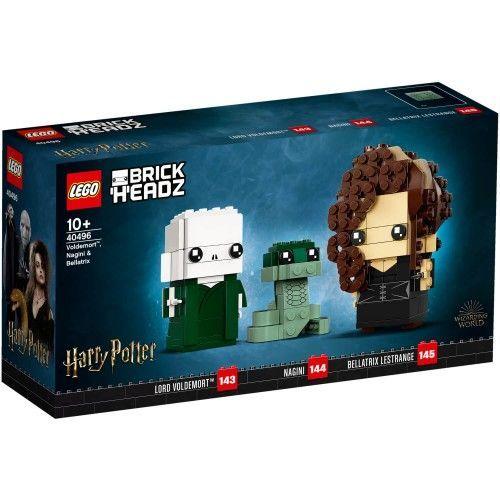 40496 Voldemort™, Nagini i Bellatrix