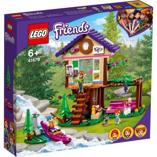 41679 Kuća u šumi