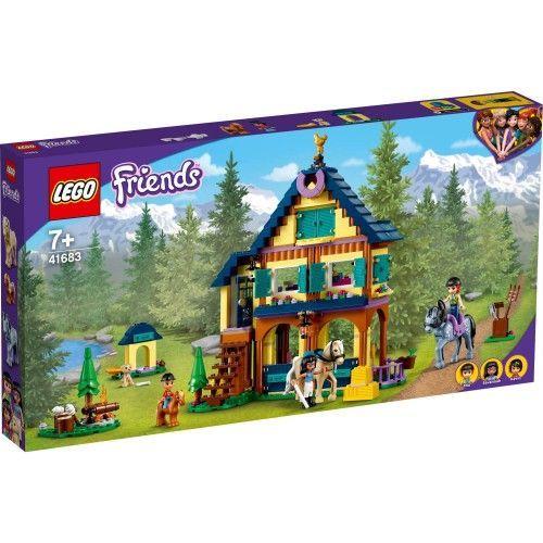 41683 Konjički klub u šumi