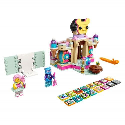 43111 Candy Castle Stage