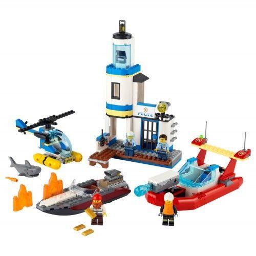 60308 Obalni zadatak za policiju i vatrogasce