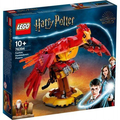 76394 Fawkes, Dumbledoreov feniks