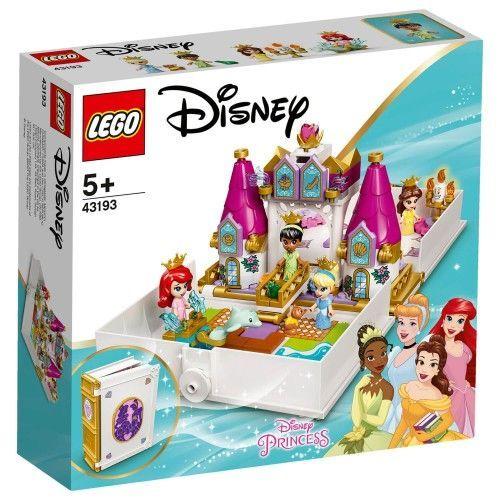 43193 Ariel, Belle, Pepeljuga i Tianina knjiga priča