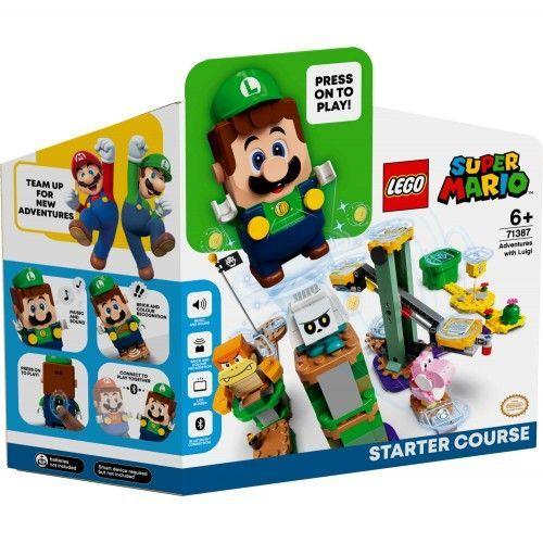 71387 Početna staza Pustolovine s Luigijem