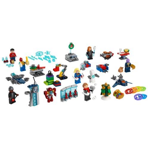76196 LEGO® Marvel Adventski Kalendar