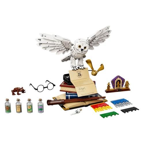 76391 Ikone Hogwartsa - izdanje za kolekcionare