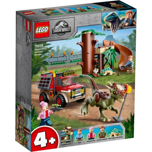 76939 Bijeg dinosaura Stygimolocha