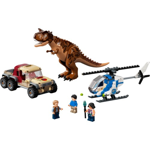 76941 Potjera za Carnotaurusom
