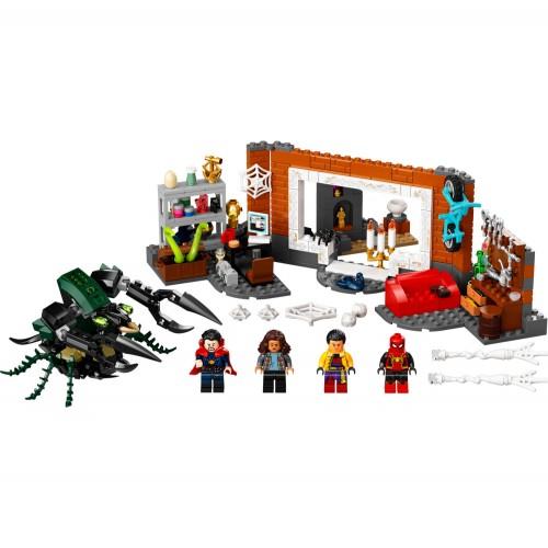 76185 Spiderman u Sanctum-u