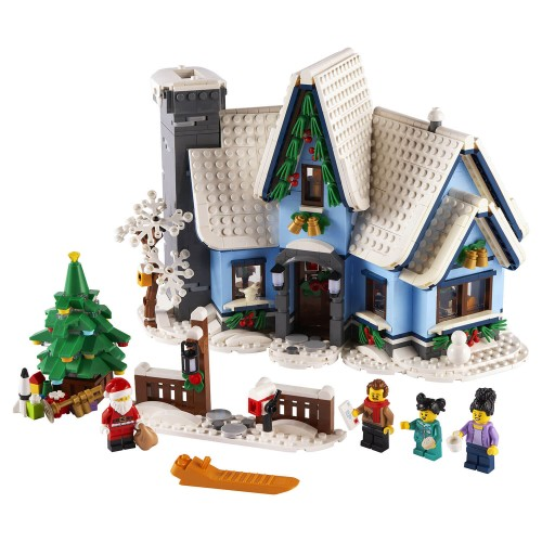 10293 Posjeta Djeda Mraza