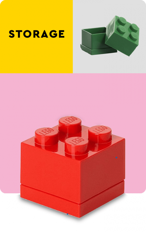 LEGO Storage & Accessories